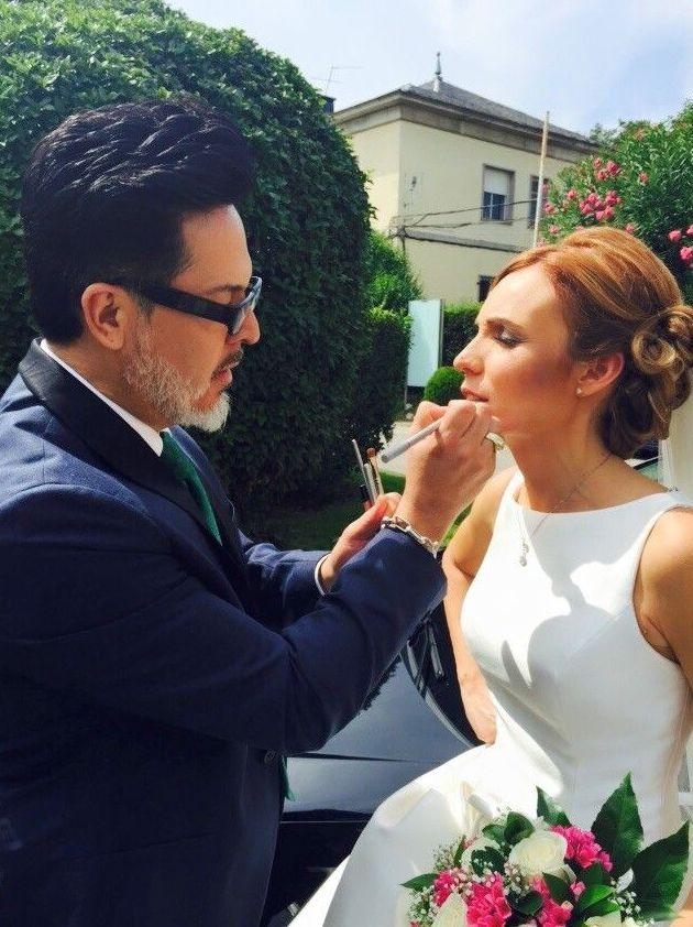 peluquería para novia a domicilio|Alonzo Peluqueria