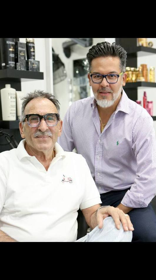 Estilistas en Madrid|Alonzo peluquería