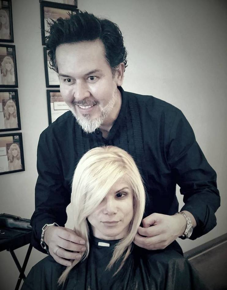 Alonzo, peluqueros profesionales con gran experiencia en el centro de Madrid