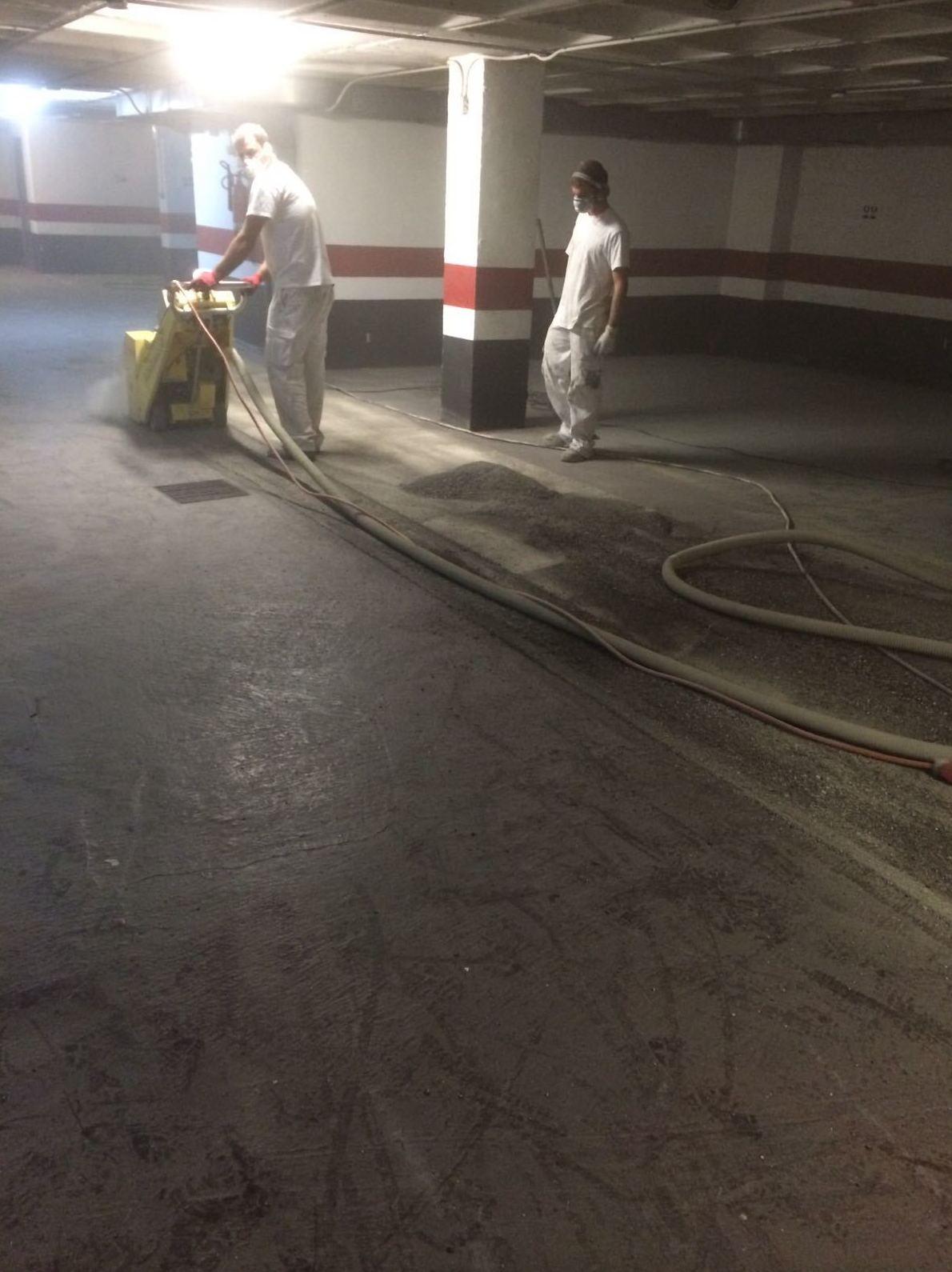 Reformas en Garages Zaragoza