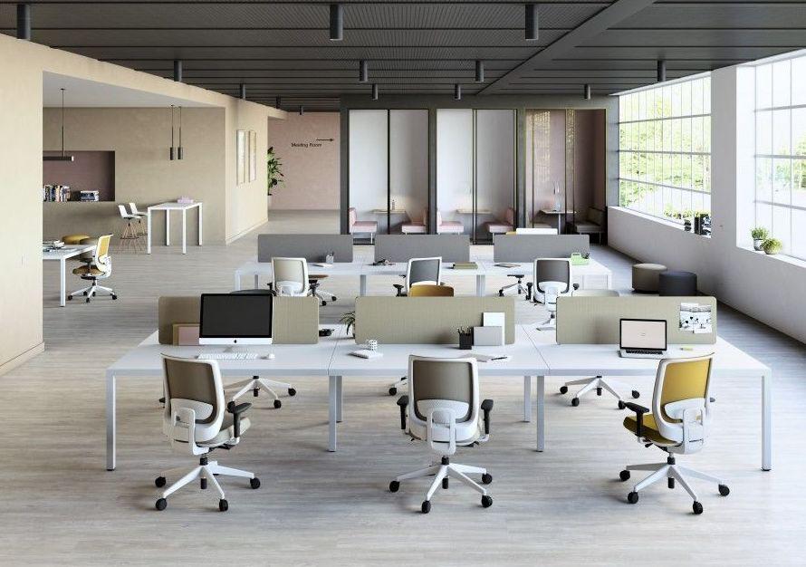 Foto 1 de Impresoras y mobiliario de oficina en  | Balmes Sistemas