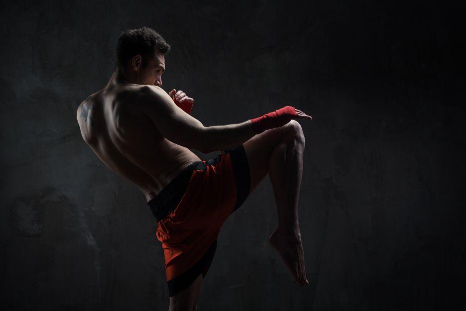 Artes marciales en Fitness Club Arganda