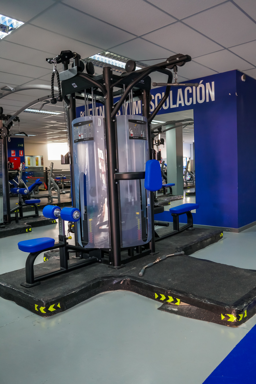 Máquina de musculación FITNESS CLUB ARGANDA