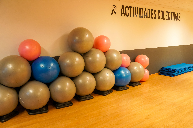 Sala de entrenamiento FITNESS CLUB ARGANDA