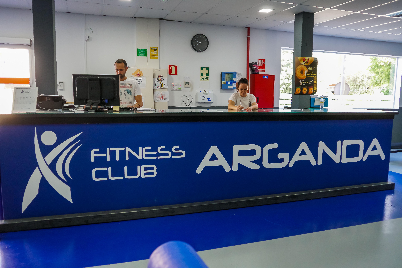 Mostrador FITNESS CLUB ARGANDA