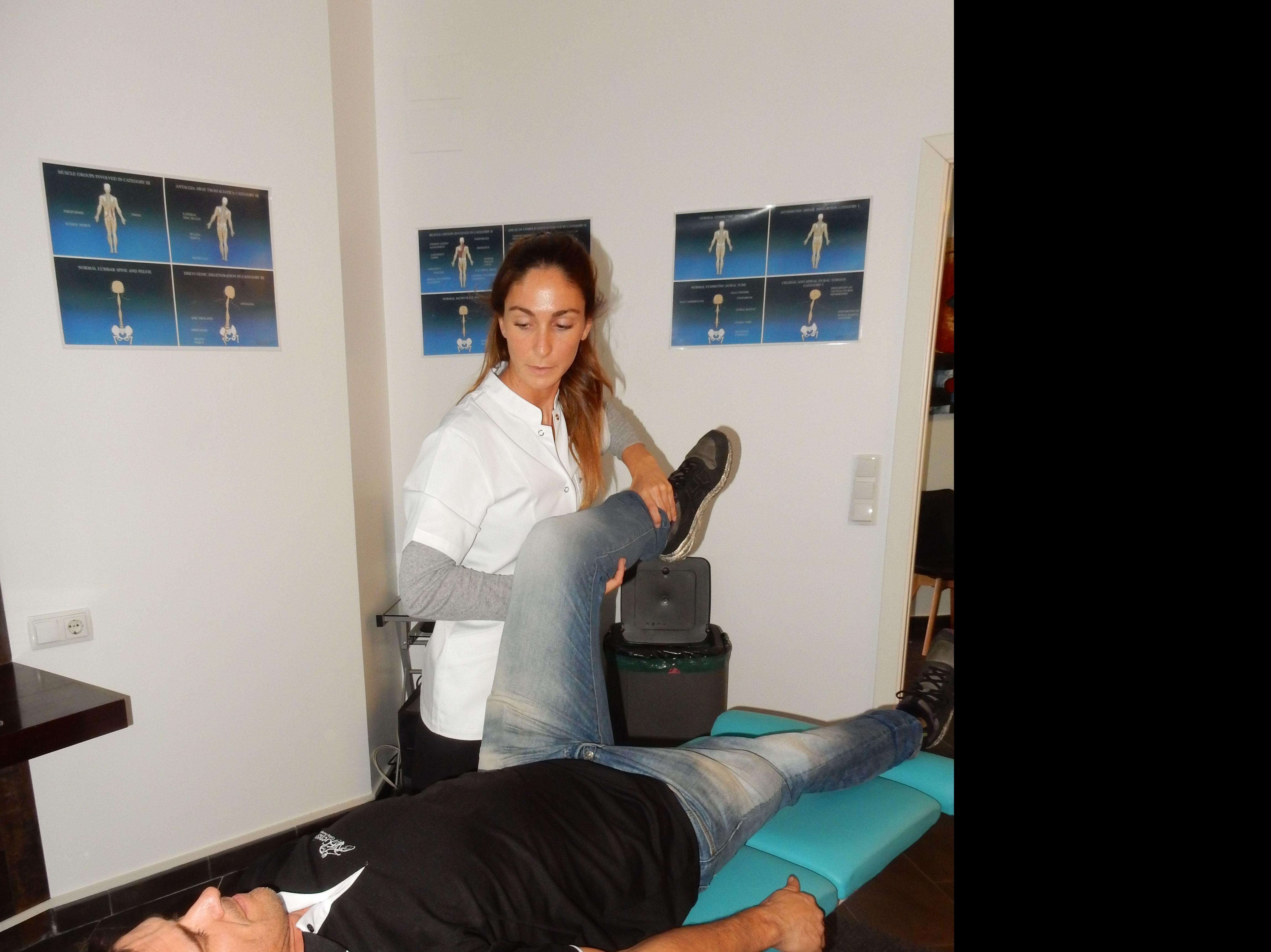 Centro quiropráctico Manresa