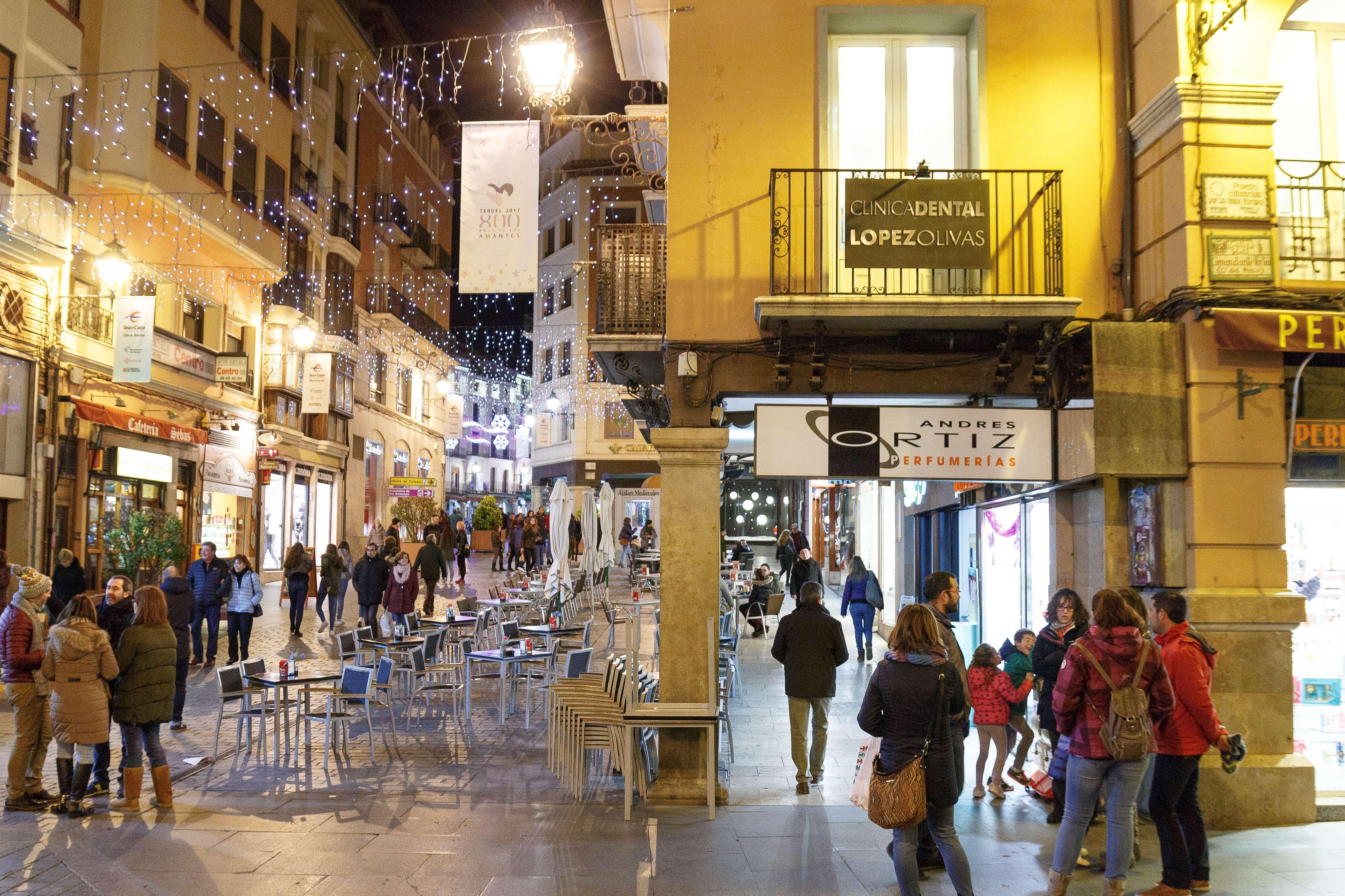 Clínica dental en el centro de Teruel