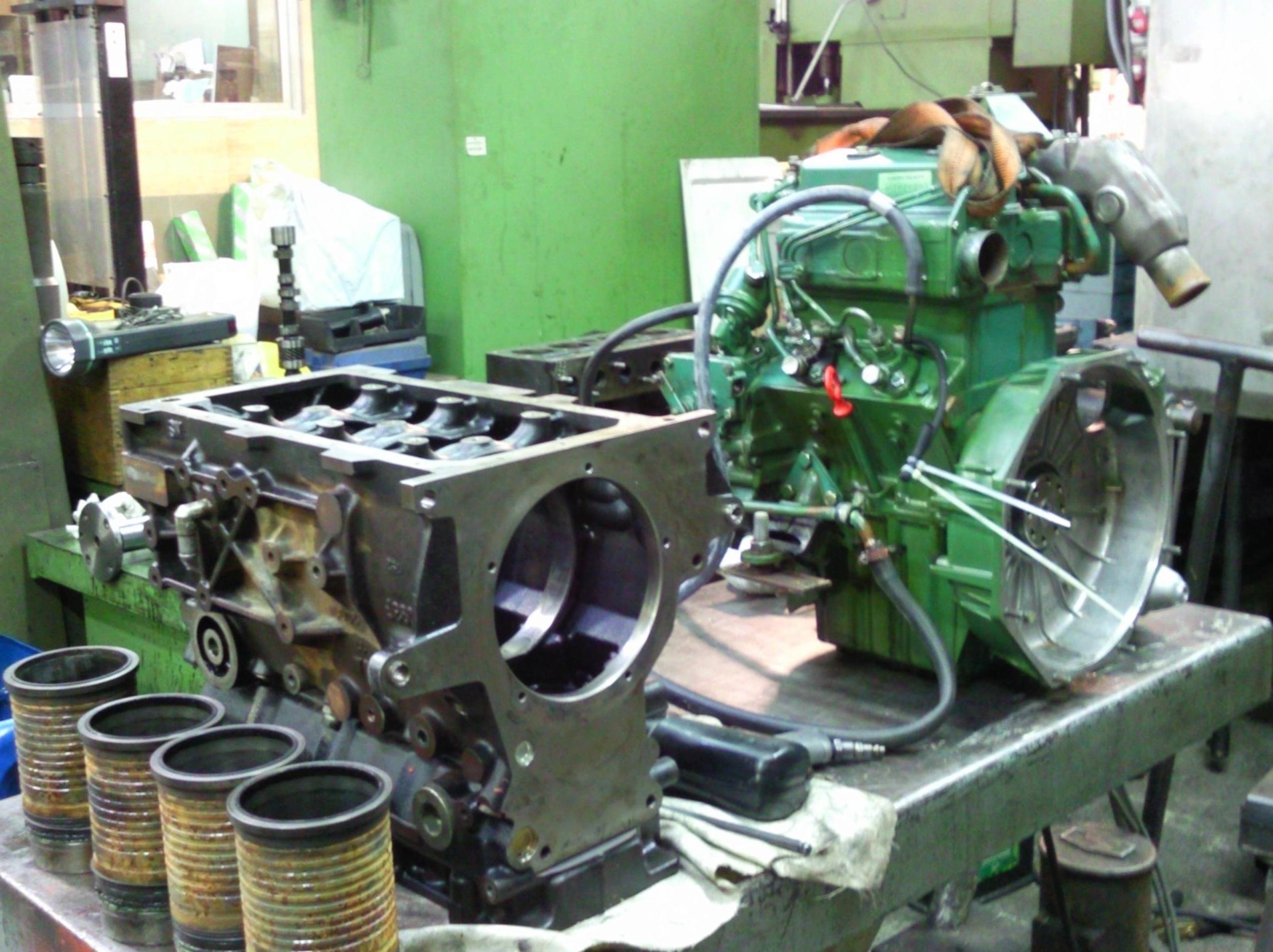 Maquinaria industrial a Barcelona