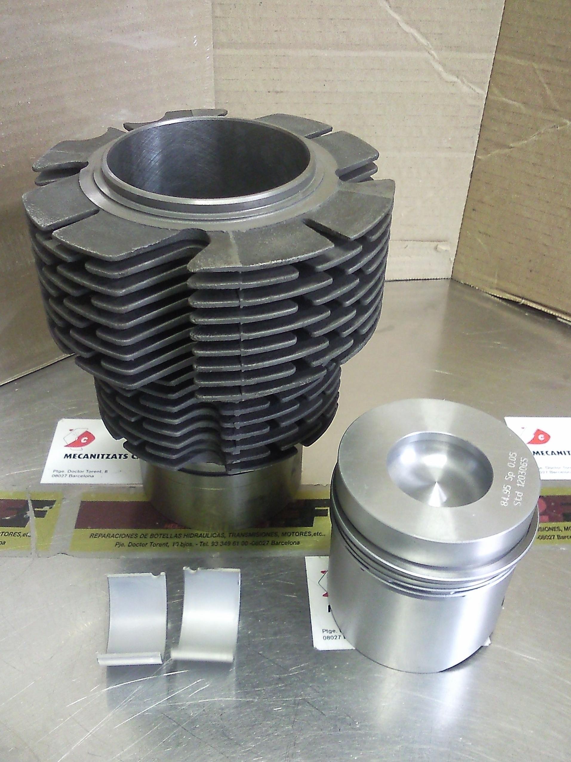Reparación de motores marinos