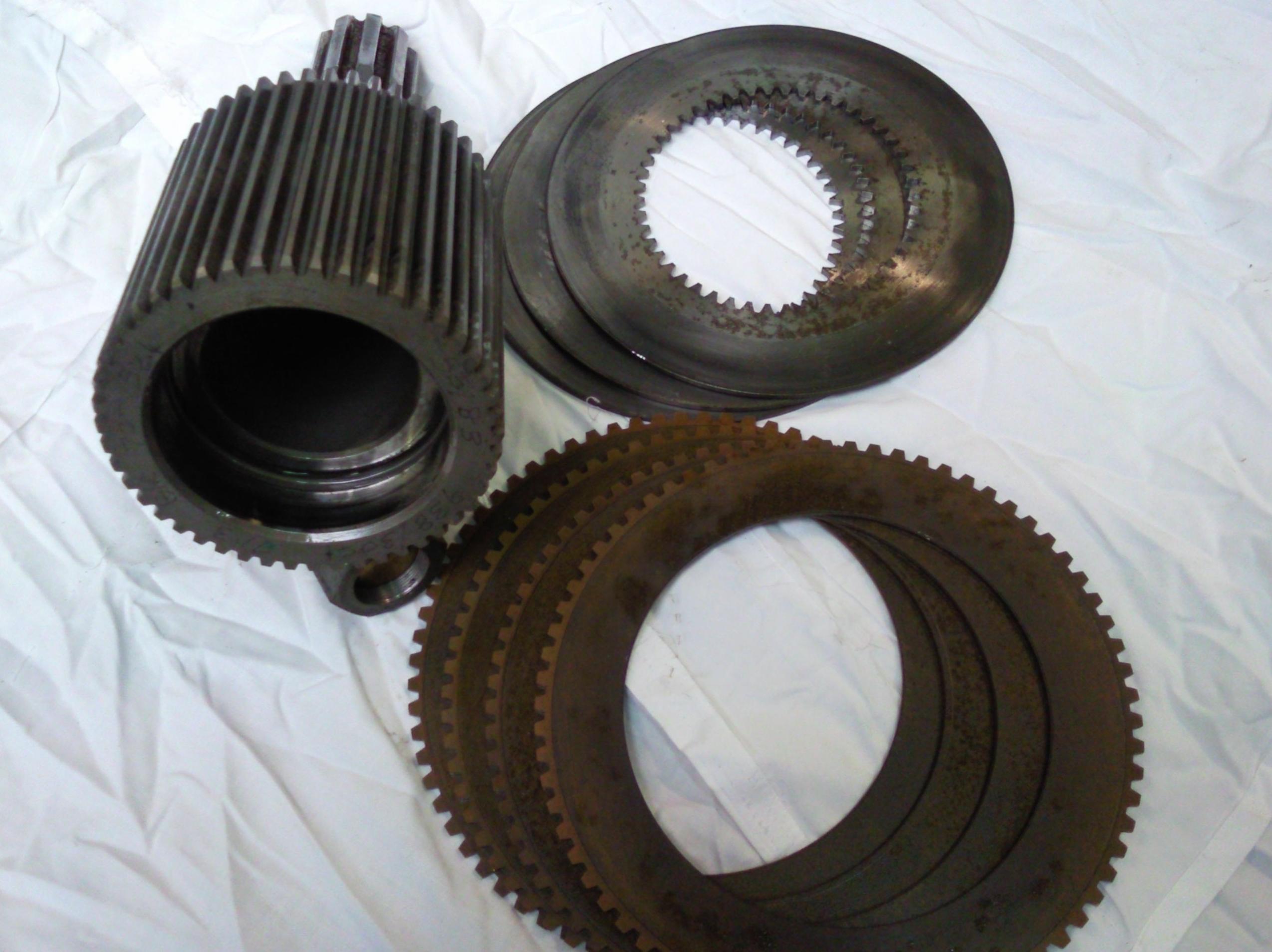 Fabricación de coronas y guías de discos. Tratamientos térmicos