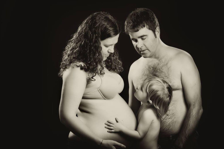 Reportajes fotográficos de familias en Zamora