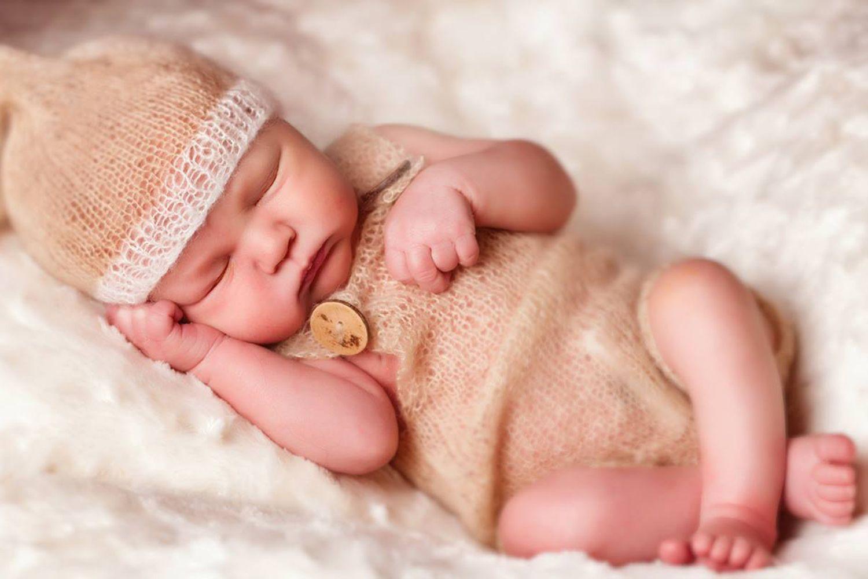 Reportajes fotográficos de bebés en León