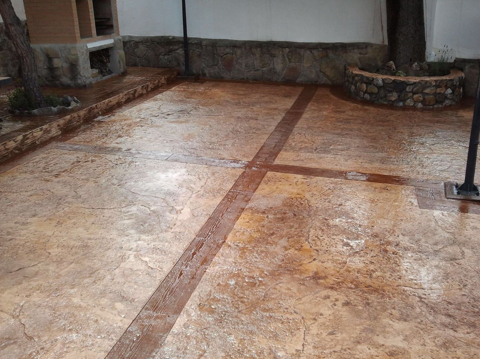 Foto 3 de Pavimentos industriales en Monsalupe | Pavimentos Arco Iris