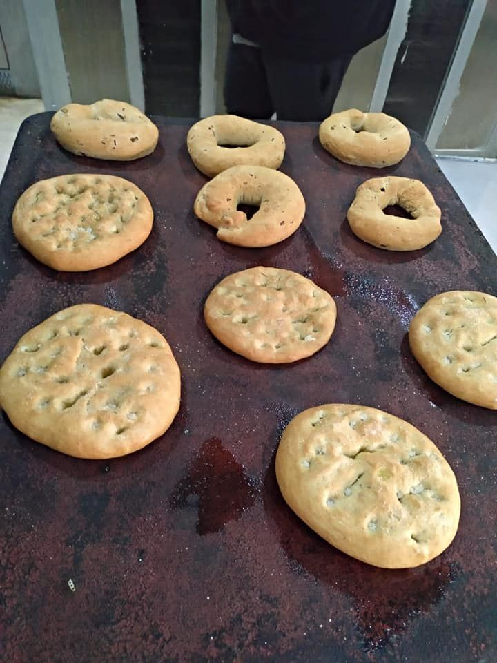 Productos de panadería de gran calidad en Linares