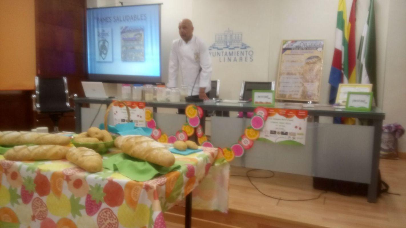Cursos y talleres de panadería