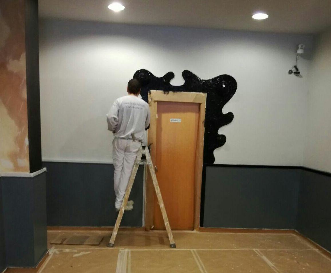 Foto 247 de Expertos en el sector de la pintura en Barcelona | Decolors Style