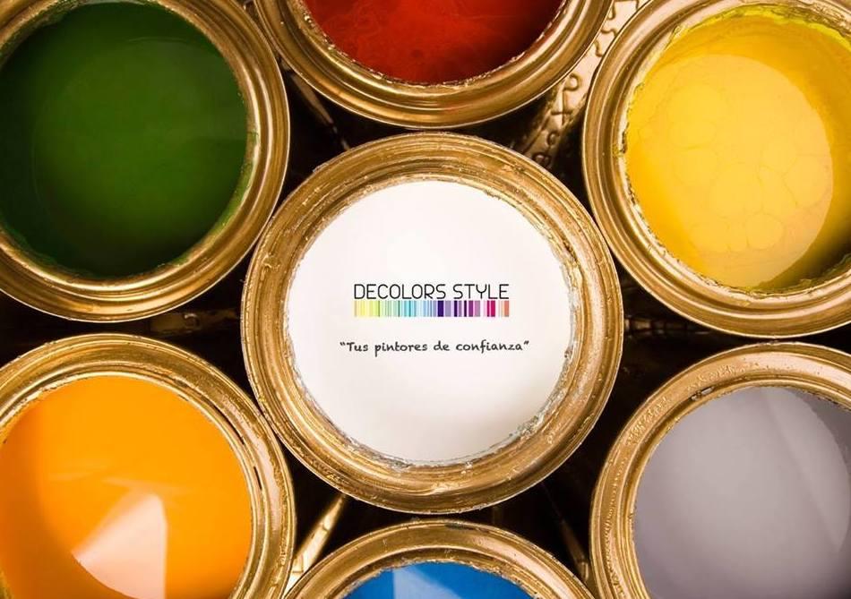 Foto 400 de Expertos en el sector de la pintura en Barcelona | Decolors Style