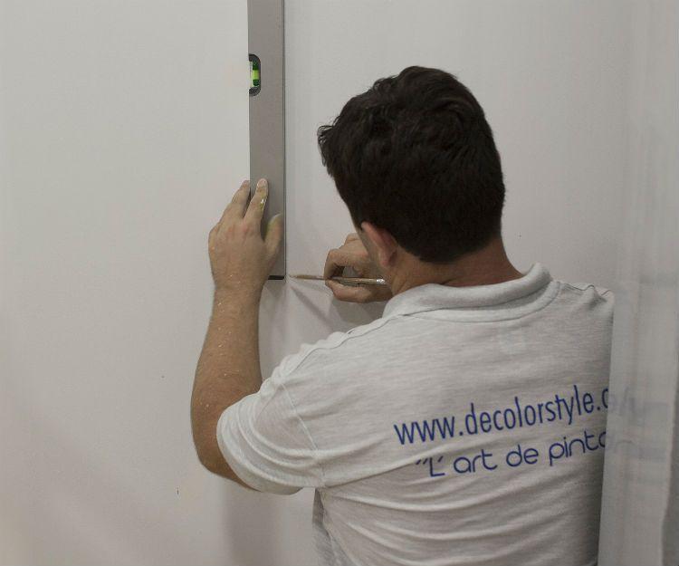 Diseños de pintura en Barcelona