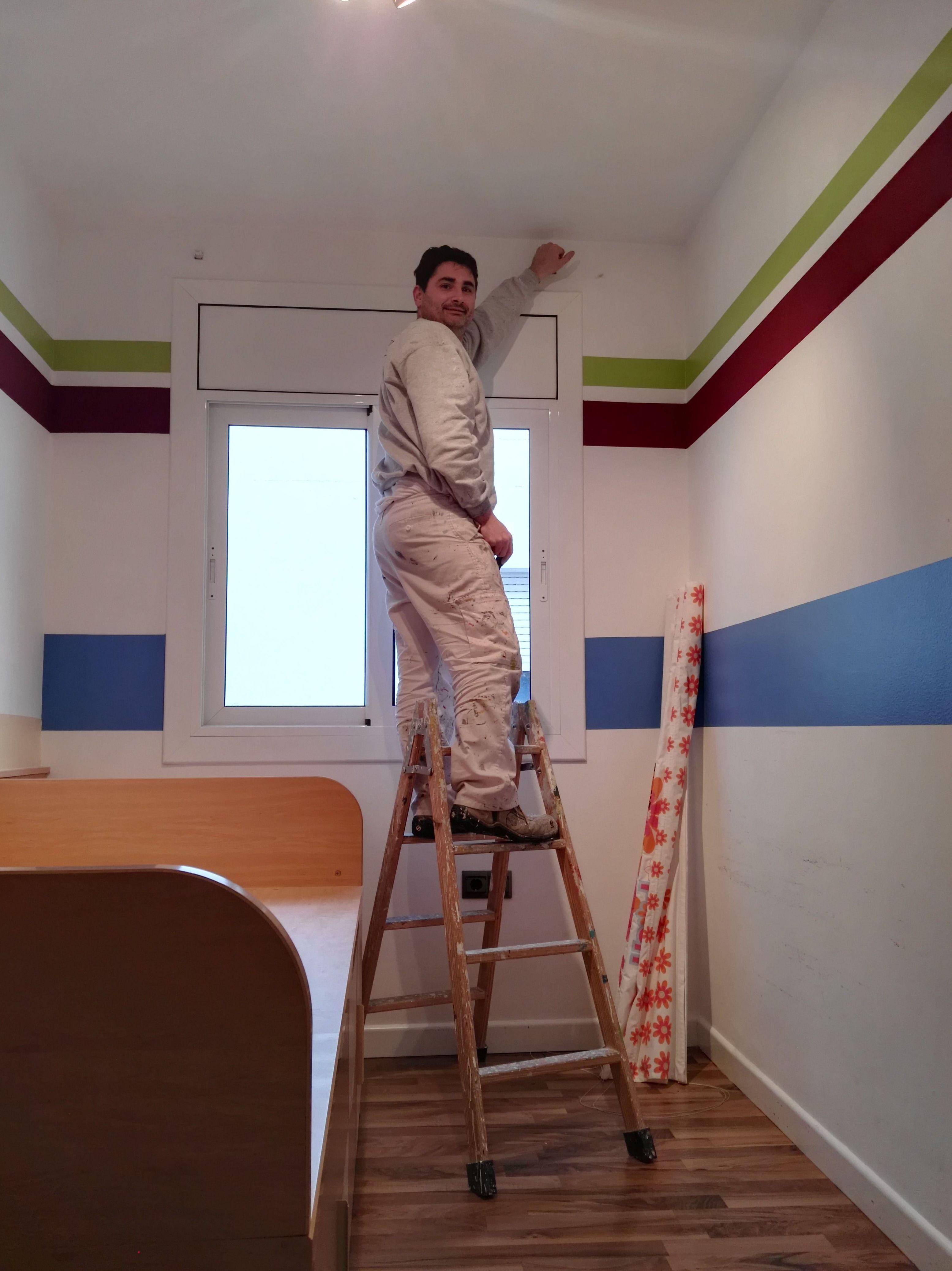 Foto 72 de Expertos en el sector de la pintura en Barcelona | Decolors Style