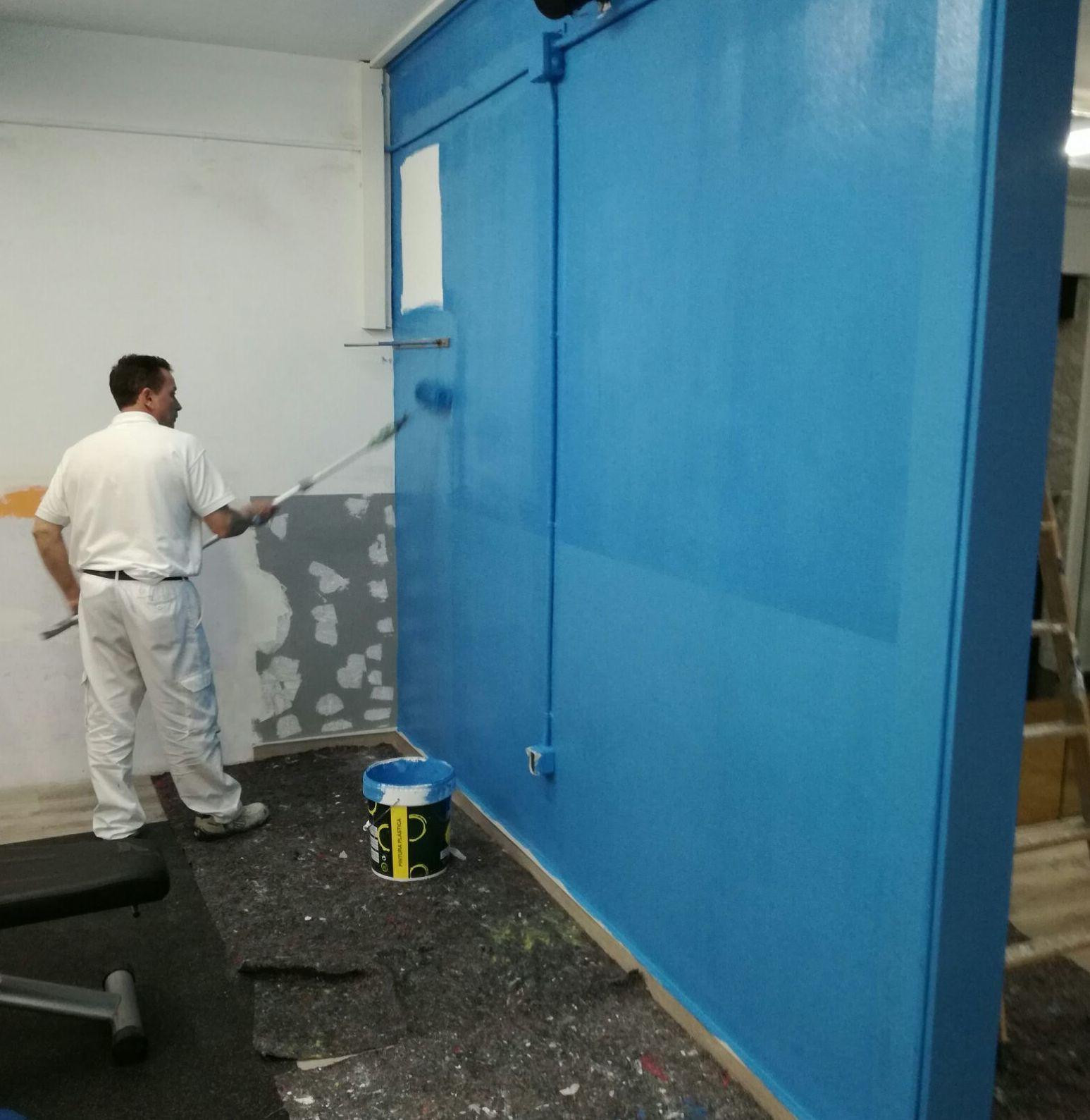 Foto 167 de Expertos en el sector de la pintura en Barcelona | Decolors Style