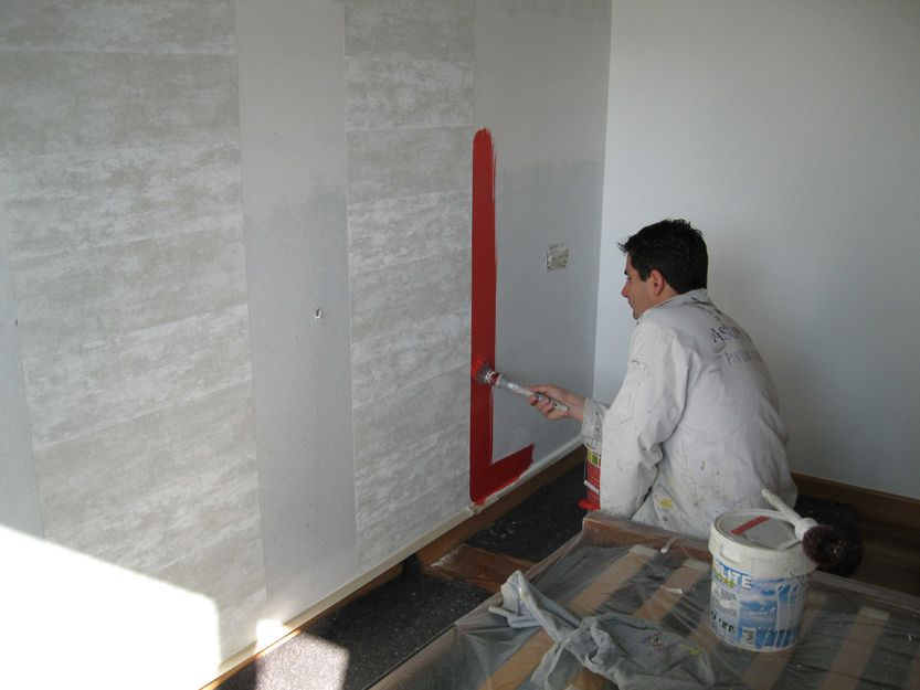 Pintores profesionales en Barcelona
