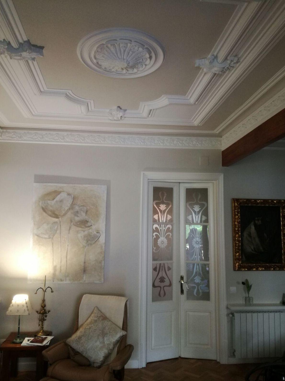 Pintura integral vivienda Sarrià