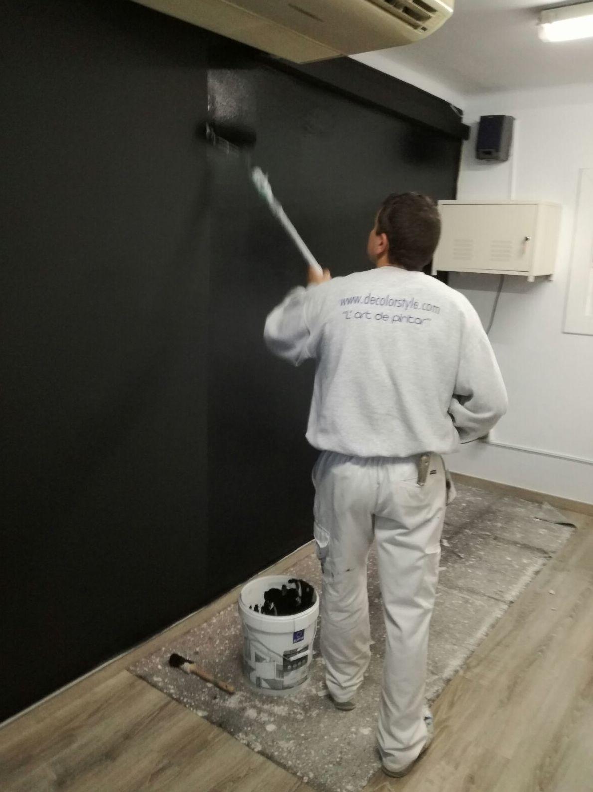 Foto 200 de Expertos en el sector de la pintura en Barcelona | Decolors Style