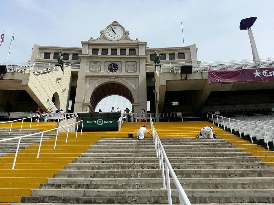Estadio Olímpico Lluis Companys