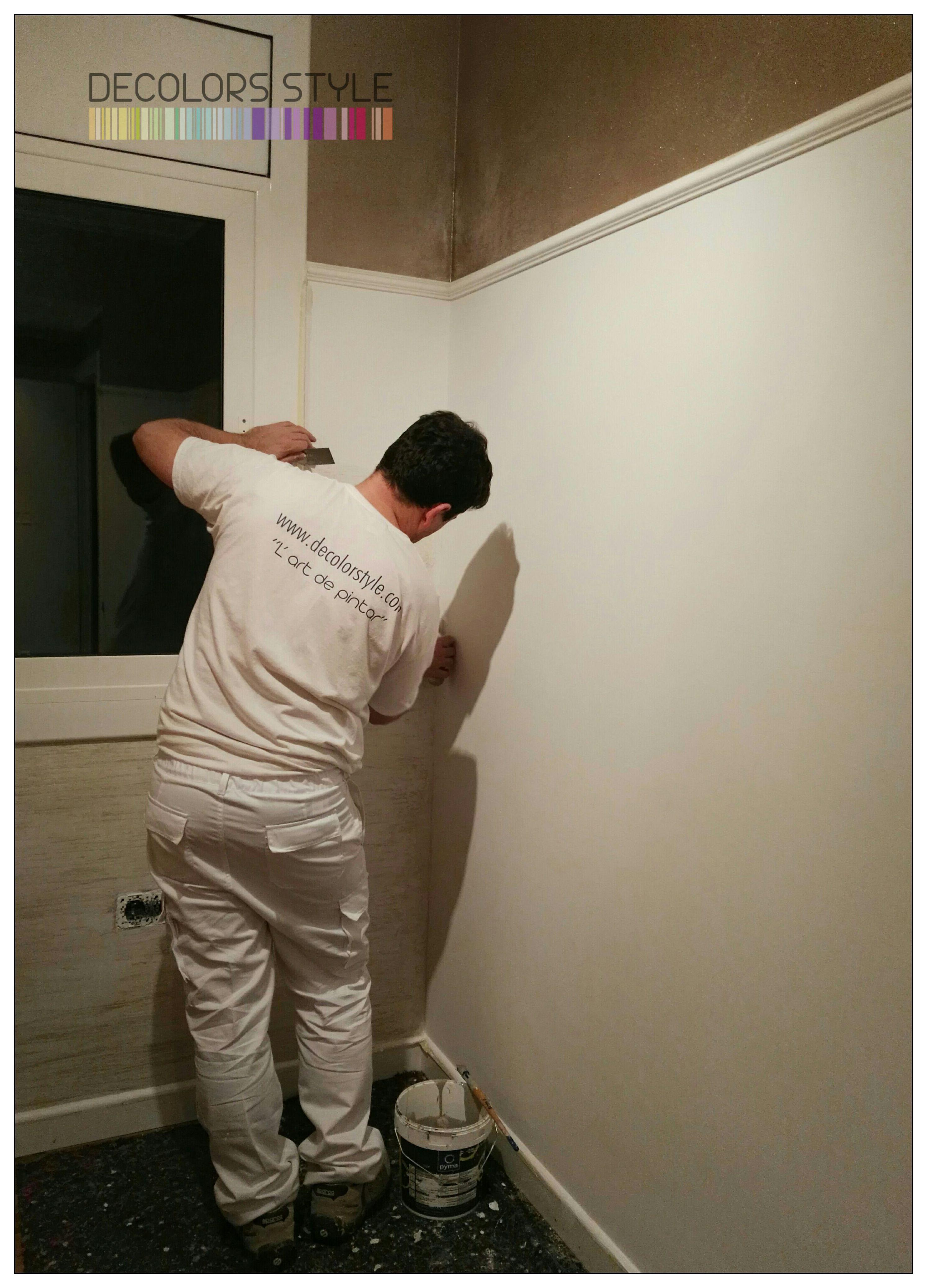 Foto 100 de Expertos en el sector de la pintura en Barcelona | Decolors Style
