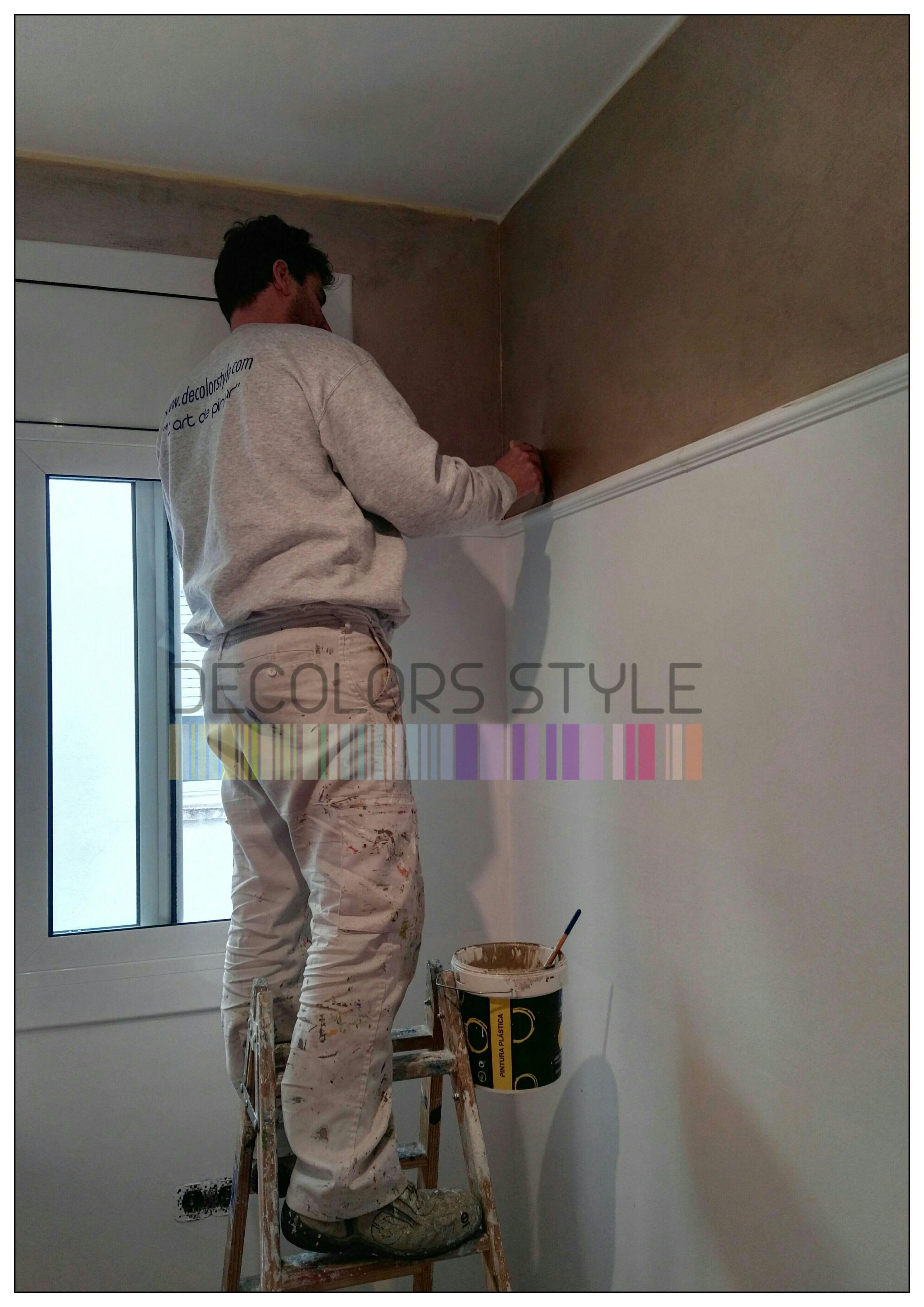 Foto 132 de Expertos en el sector de la pintura en Barcelona | Decolors Style