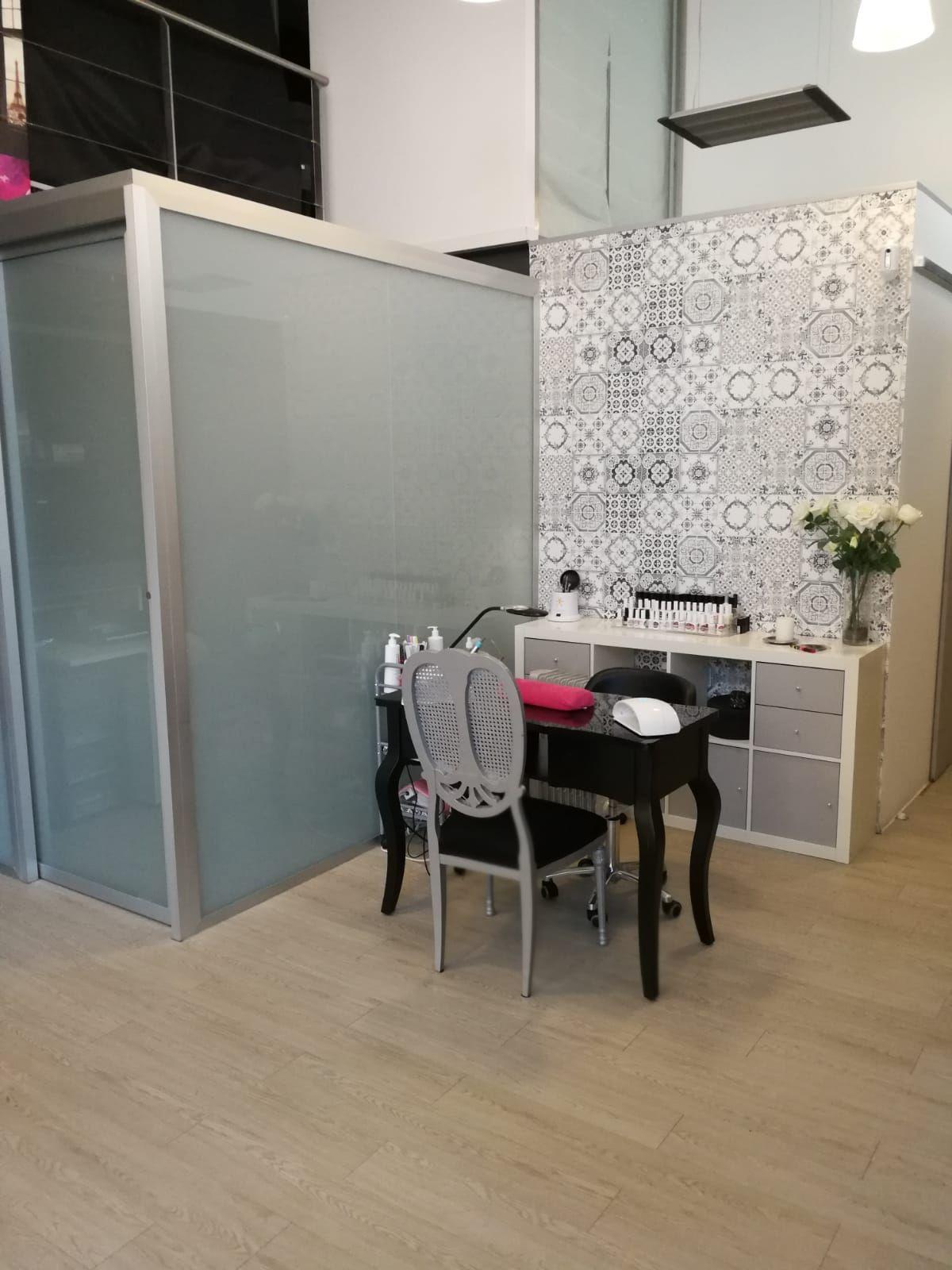 Centro con servicio de manicura y pedicura en Ciudad Real