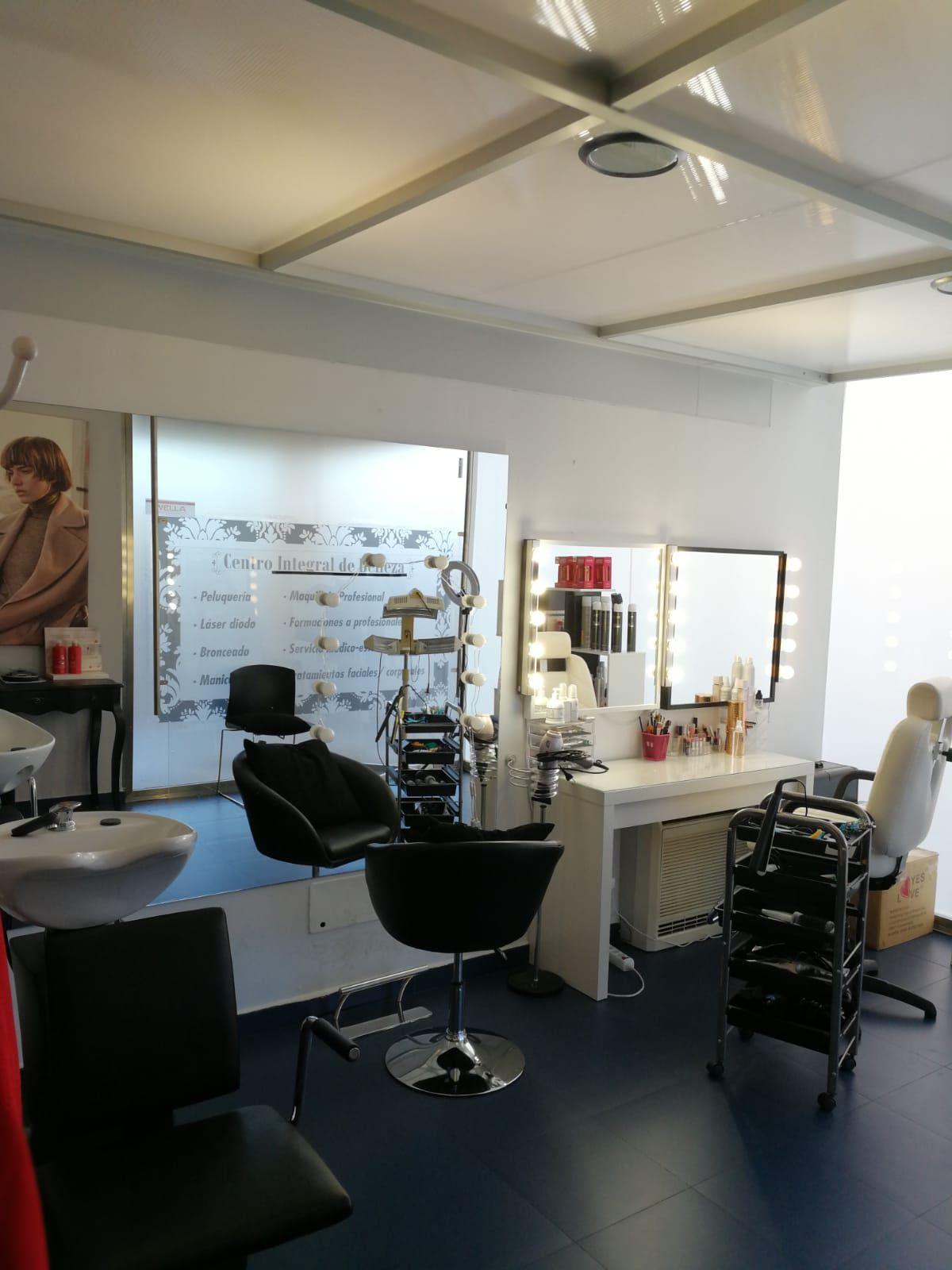 Centro con servicio de maquillaje en Ciudad Real