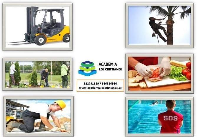 Foto 44 de Academias de estudios diversos en Arona | Academia Los Cristianos