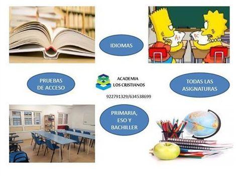 Foto 39 de Academias de estudios diversos en Arona | Academia Los Cristianos