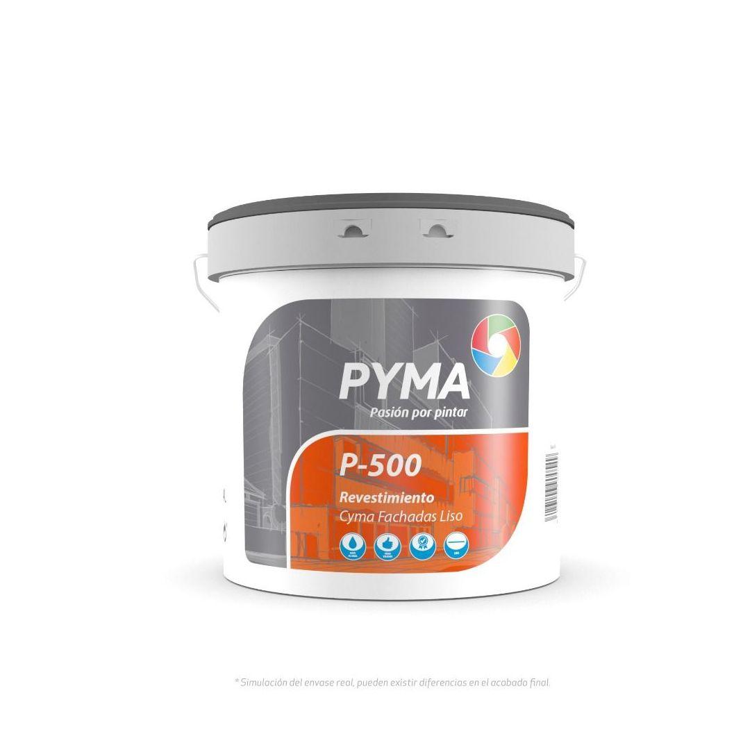 P-500 CYMA FACHADAS: Servicios de Pinturas Pedro López Martos
