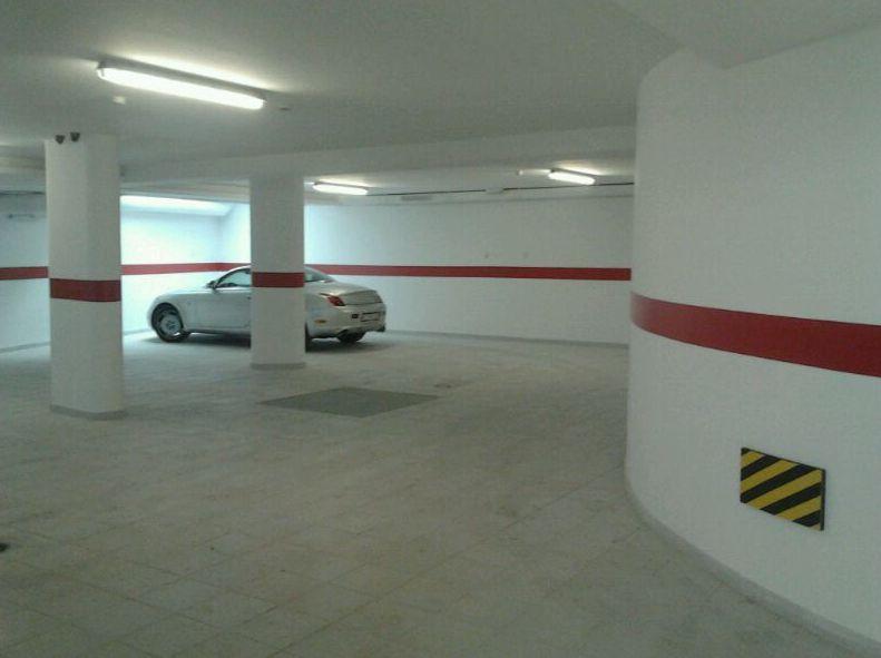Tratamiento de superficies de garajes