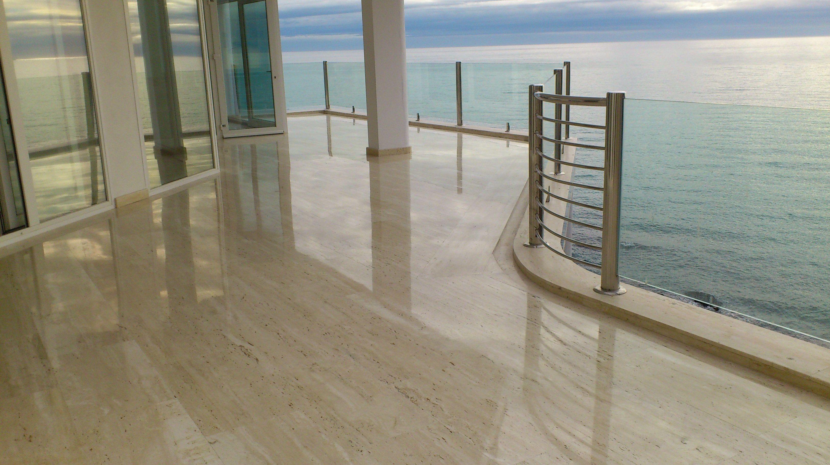 Cristalizado de suelos en Málaga