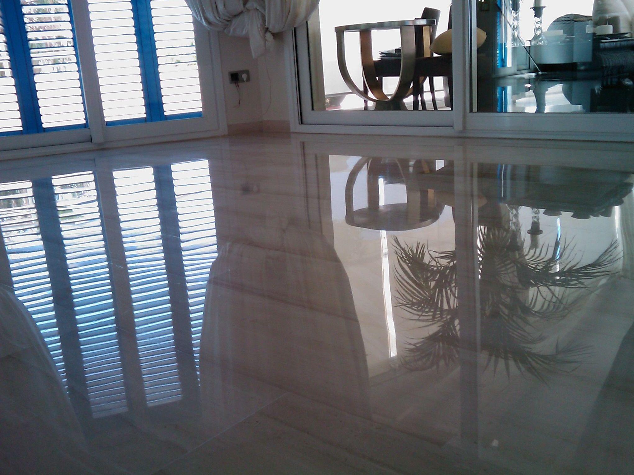 Cristalizado de suelos