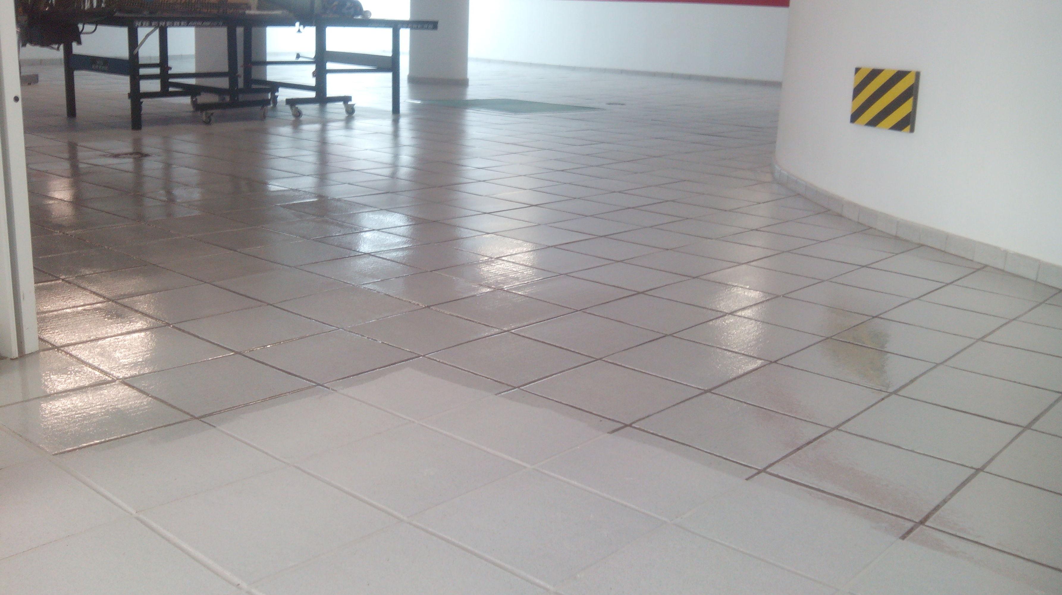Tratamiento de suelos de garajes