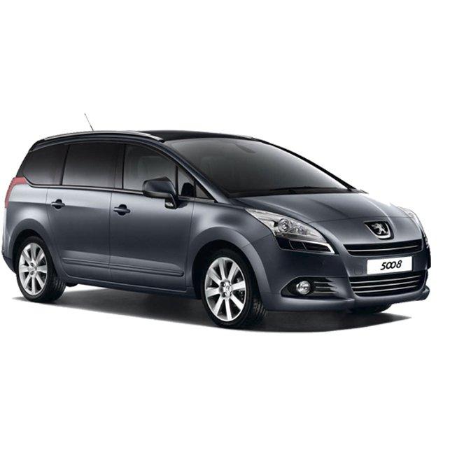 Peugeot 5008 5+2 p.: Flota de Fine Rent a Car