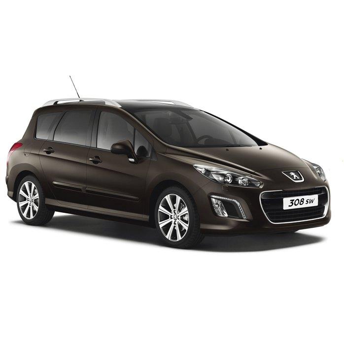 Peugeot 308 sw diésel: Flota de Fine Rent a Car