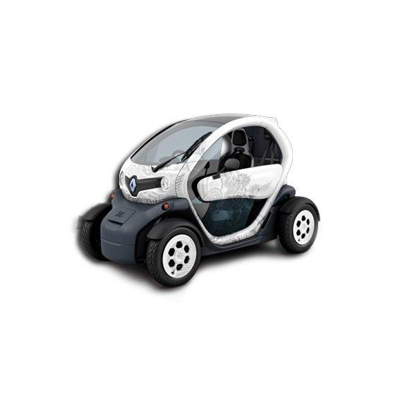 Renault Twizy: Flota de Fine Rent a Car