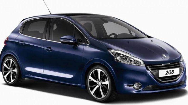 Peugeot 208 diésel: Flota de Fine Rent a Car