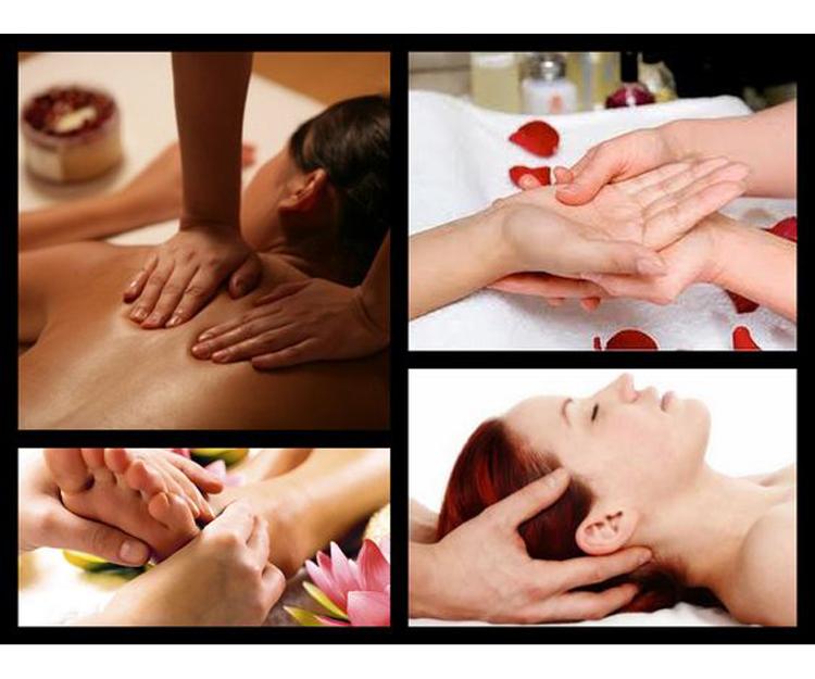 Masajes corporales y faciales