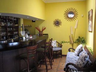 Restaurante decoración cuidada
