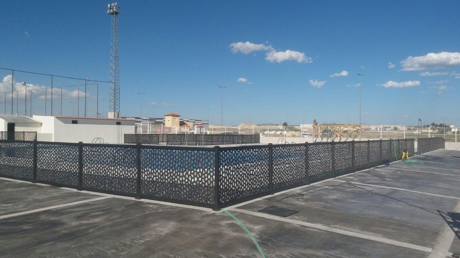 Carpintería metálica Murcia