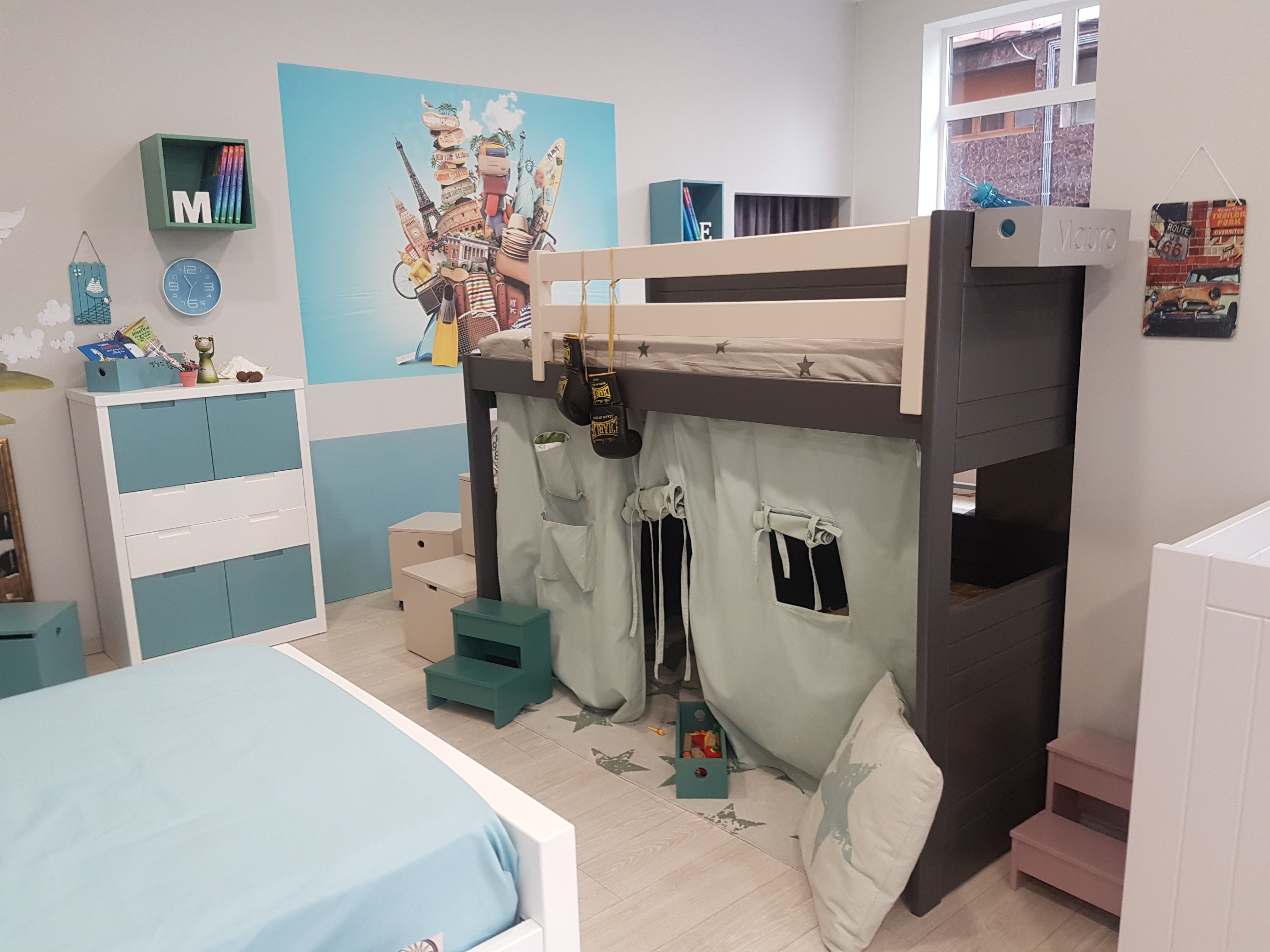 Tienda de muebles infantiles y juveniles en Gijón