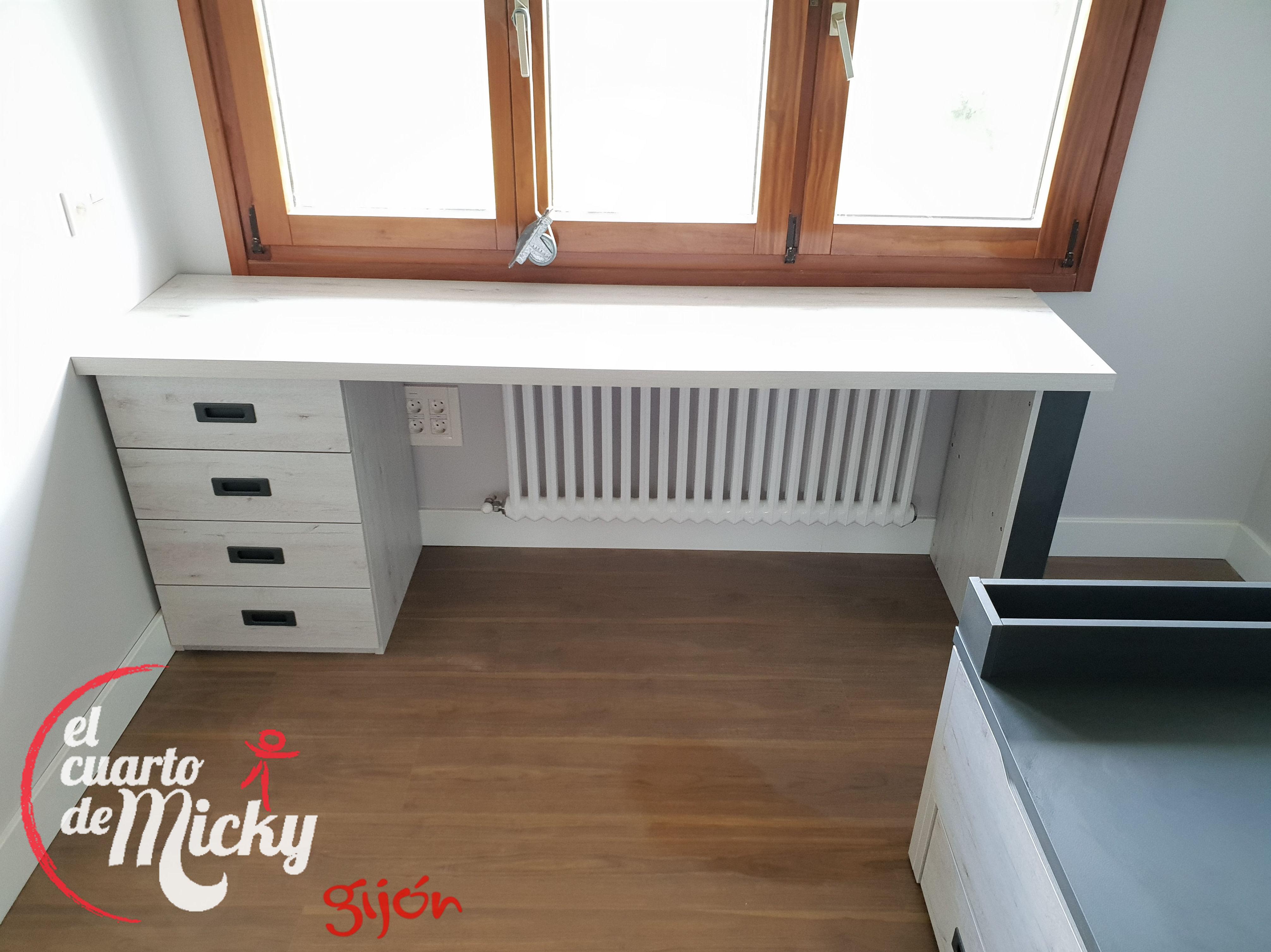 Foto 8 de Muebles y habitaciones infantiles en Gijón | El Cuarto de Micky