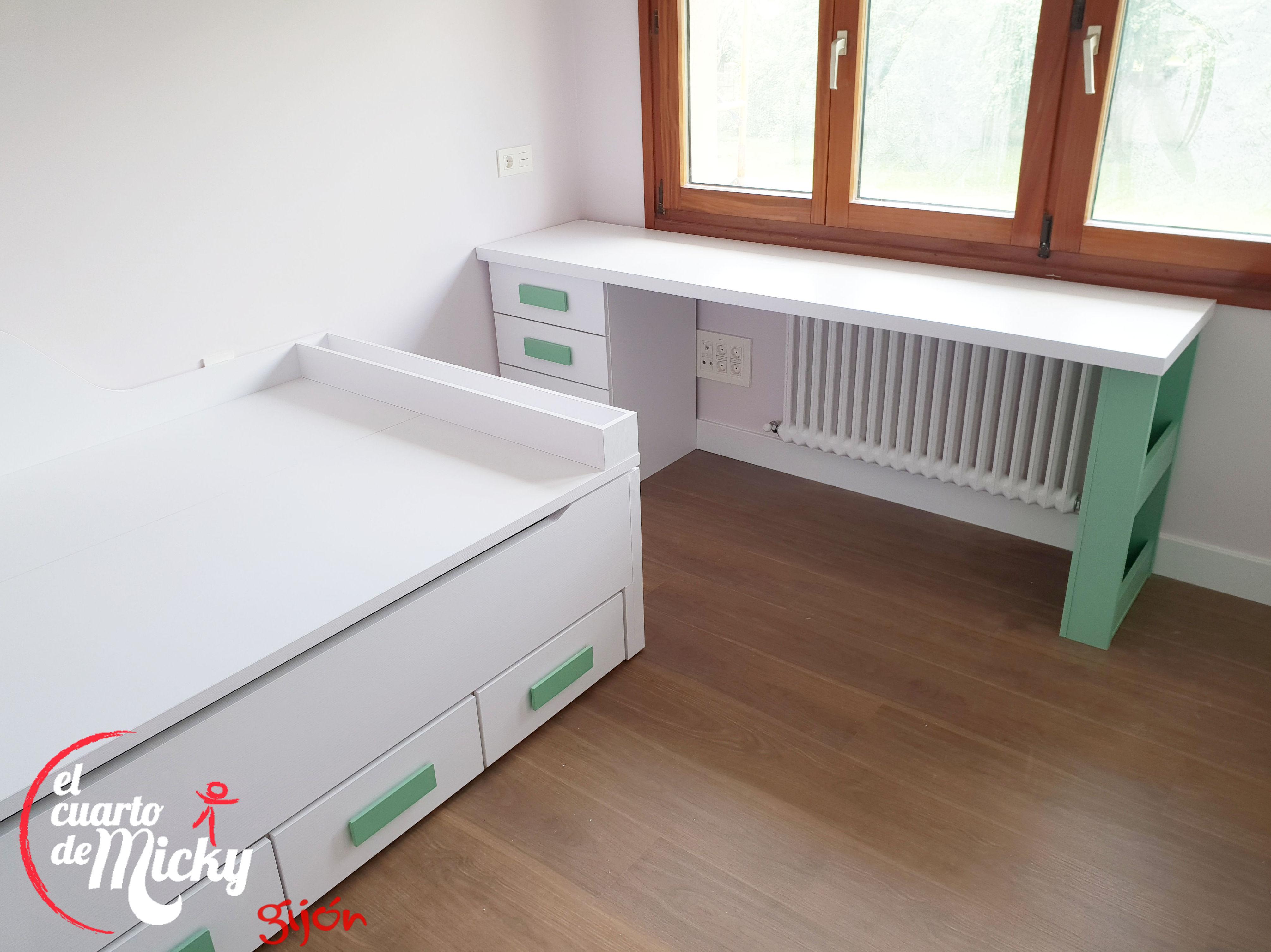 Foto 5 de Muebles y habitaciones infantiles en Gijón | El Cuarto de Micky