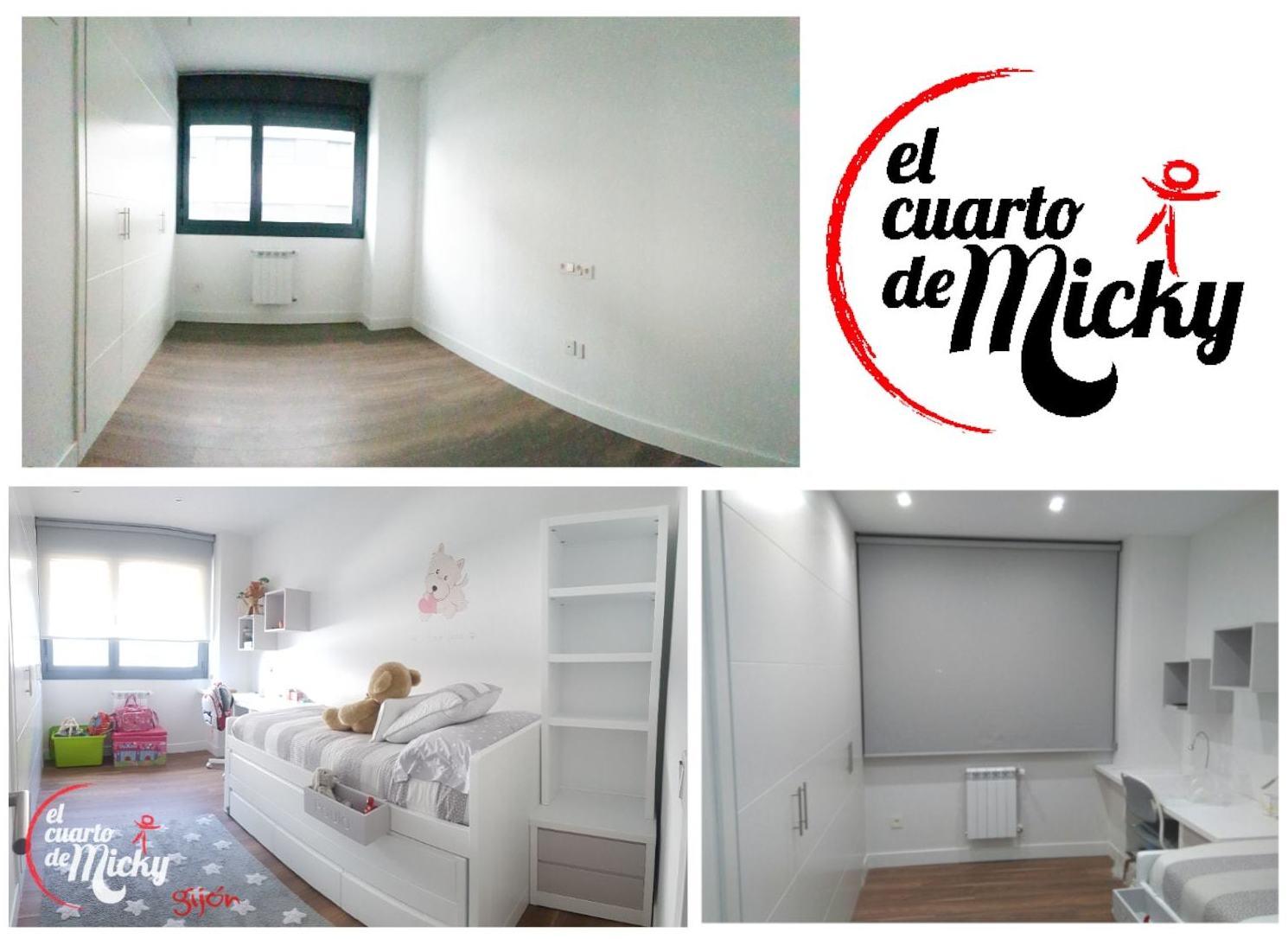 Foto 1 de Muebles y habitaciones infantiles en Gijón   El Cuarto de Micky